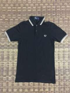 Fred perry collar t-shirt