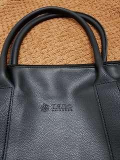 [Repriced] Nano Universe overnight bag