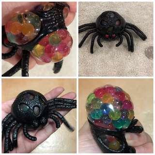 Itshy Squishy Spider!