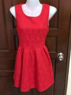 CNYRED Premium Quality Dress