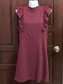 CNYRED Ti:Zed Dress