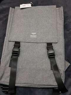 [Repriced] Anello grey backpack