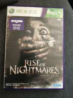 xb 360 nightmares