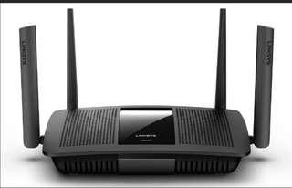 New starhub linksys ea8100 ac2600 wifi router for S$85