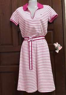 CNYRED Sacoor Brothers Polo Dress