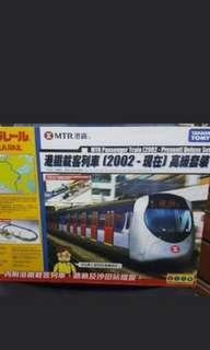 MTR x Plarail 東鐵綫(2002-現在)高級套裝