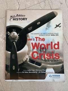 All About History Unit 2 The World Crisis