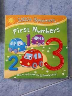 Little Groovers First Numbers