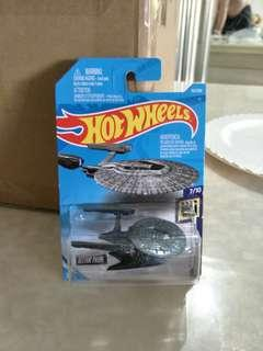 Hotwheels Star Trek USS Vengeance