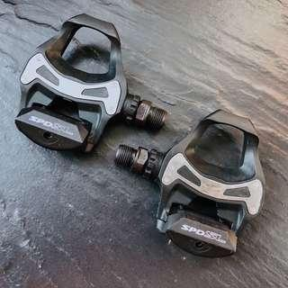 Shimano R550 SPD SL Clipless Road Pedals
