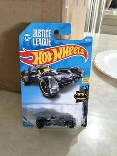 Hotwheels Justice League Batmobile (Track Stars)