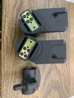 Quinny Zapp 2 stroller car seat adapter