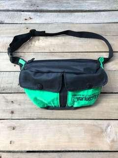 Waist Pouch Two Pocket Classic