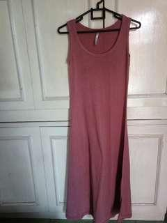 Longdress pink