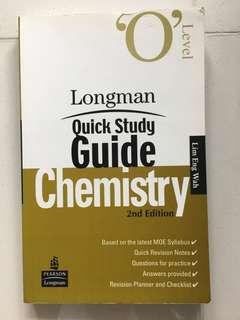 Longman study guide Chemistry