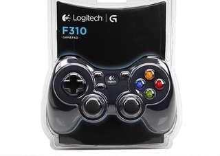 Logitech F310 Gamepad Joystick pc usb controller