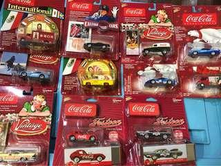 Diecast cars 1:64 scale