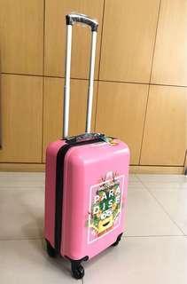 粉紅色登機箱(20寸)