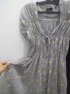 Calla the Label grey dress