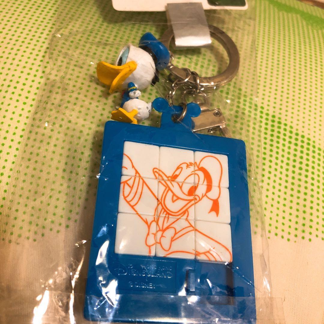 原價100up!迪士尼唐老鴨鎖匙扣 disney donald duck keychain