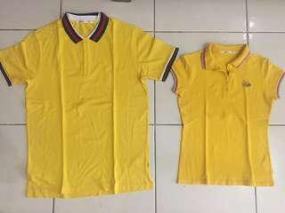 Shirt Bossini ori couple (size Xl n S)