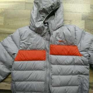 Nike Down Jacket - Very warm & great for cold places!