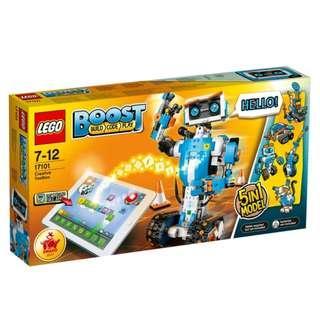 LEGO 17101 Creative Toolbox (Lego Boost 5-in-1 Model)