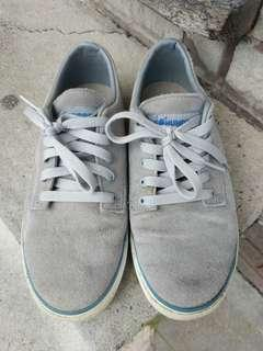 The Hundreds suede grey casual shoes size 7.5 us