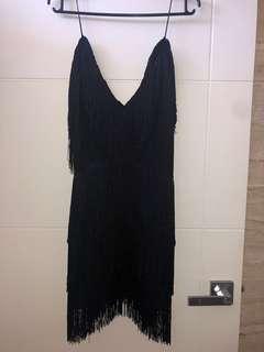 Black Meshki Paige Dress for sale.