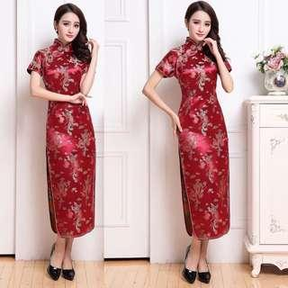 Cheongsam Dress CNY Dress