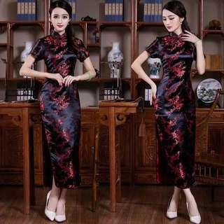 Cheongsam Dress CNY Dress 2