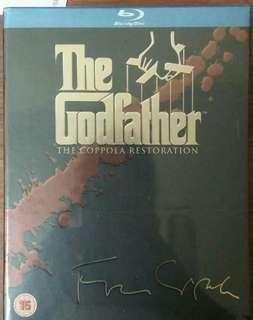 Blu Ray The Godfather Coppola Restoration Trilogy