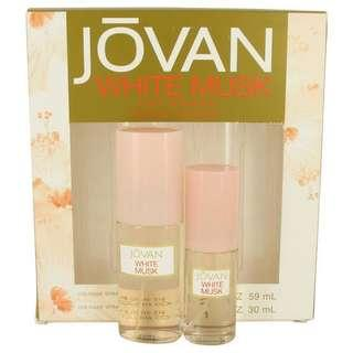 Jovan's white musk for women