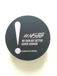 MSBB Cover Cushion