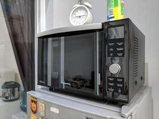 Jual Cepat Microwave Inverter Panasonic NN DF383