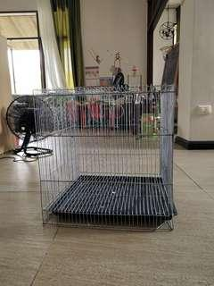 Small animal cage hamster/bird/rabbit cage