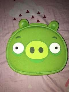 angry birds kids lunch bag