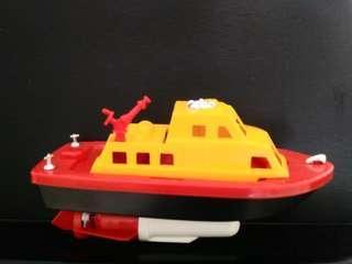 80年代港產電動小火船