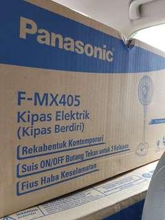 Panasonic standing fan.