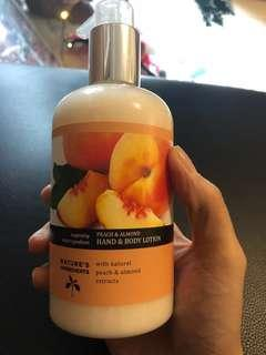 Hand body lotion M&S ori
