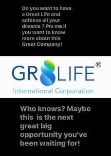 Great Life Opportunity