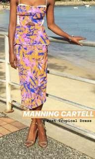 Manning Cartell tropical dress