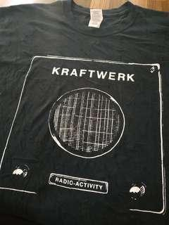 Kraftwerk Band Shirt