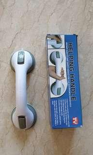 Instant easy to grip safety handle for bathroom and hous