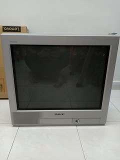 TV Sony Trinitron 21'