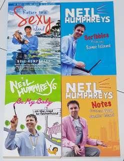🚚 Neil Humphreys Books #SpringCleanAndCarouSell50