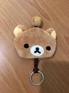 🚚 懶懶熊 拉拉熊 鑰匙圈 包 袋 套