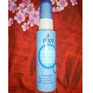 PIXY aqua beauty protecting mist