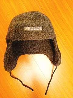 🚚 ❤布拉格100%純羊毛保暖帽