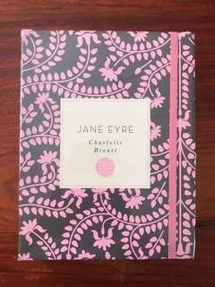 BOOKS! Cloth-bound soft cover Jane Eyre by Bronte